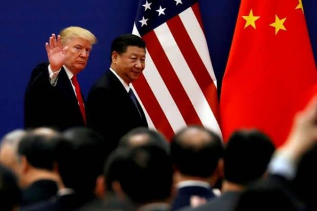 US-China trade deal China will buy $ 200 billion worth of additional goods from the US in 2 years